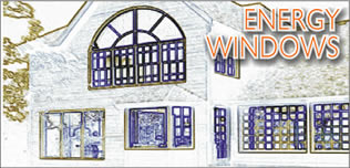 Los angeles la california energy efficient replacement for Types of energy efficient windows