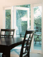 Vinyl French Door by IWC From Deluxe Windows, Inc.