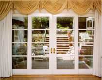 Art Glass Doors for your Los Angeles home.